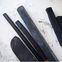 Κάρβουνα ζωγραφικής - Μολύβια σχεδίου