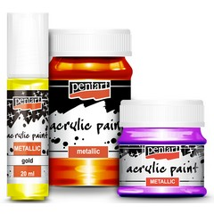 Ακρυλικά χρώματα Pentart 230-250ml