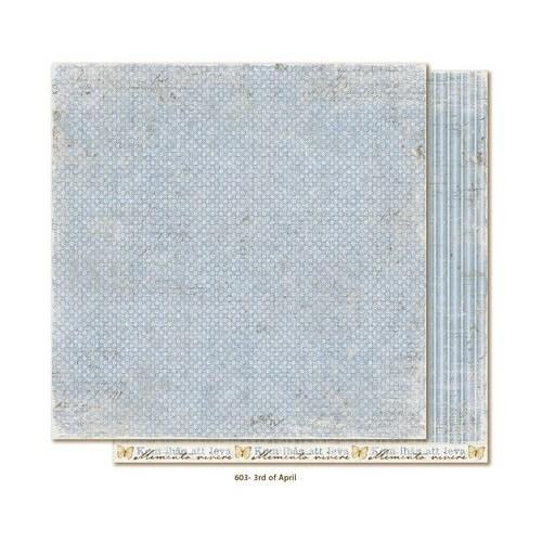 Χαρτί Scrapbooking Maja Collection, Vintage Spring, διπλής όψης