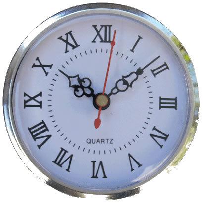Μηχανισμός ρολογιού γυάλινος 65mm – Decomagia 76227d38198