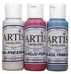 Χρώματα ακρυλικά Artis 60ml