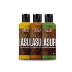 Χρώματα LASUR Pentart 80ml