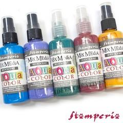 Χρώματα Aqua Color 60ml, Stamperia