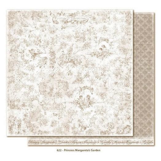 Χαρτί Scrapbooking Maja Collection, Sofiero - Princess Margareta's Garden, διπλής όψης