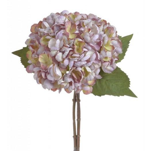Ορτανσία μπουκέτο, 33cm, purple