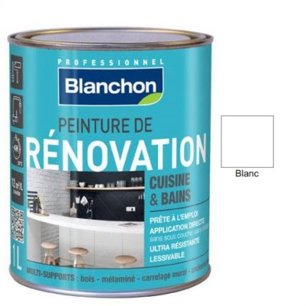 Χρώματα Renovation Blanchon