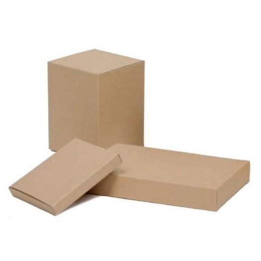 Σπαστό κουτί κράφτ 30x30x10cm, 1τεμ.
