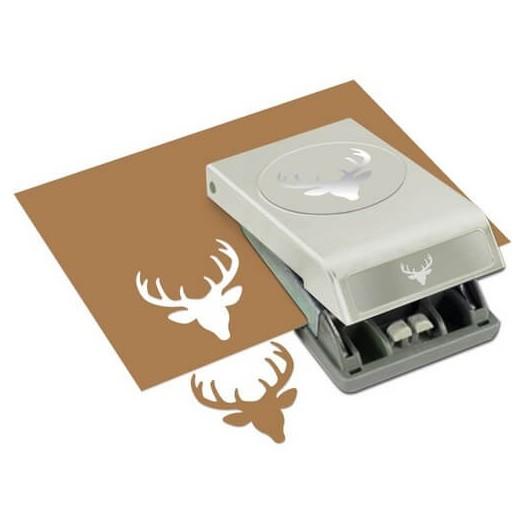 Κοπτικό χαρτιού, Deer Head
