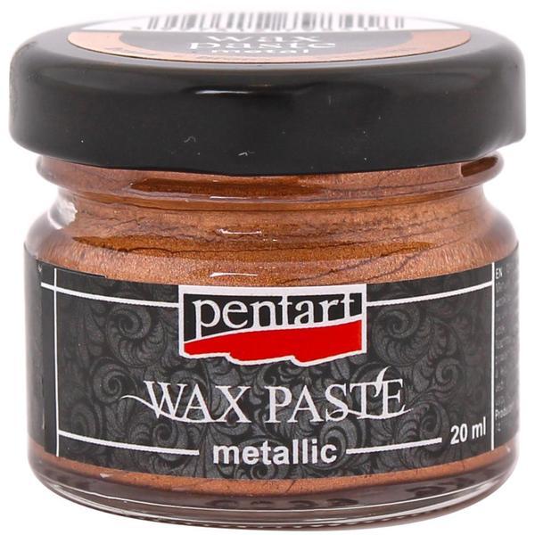 Πατίνα Wax paste Metallic 20ml Pentart - Copper