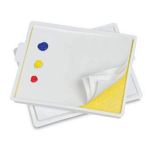 Απορροφητικά χαρτιά για ακρυλικά χρώματα ,30 τεμ.