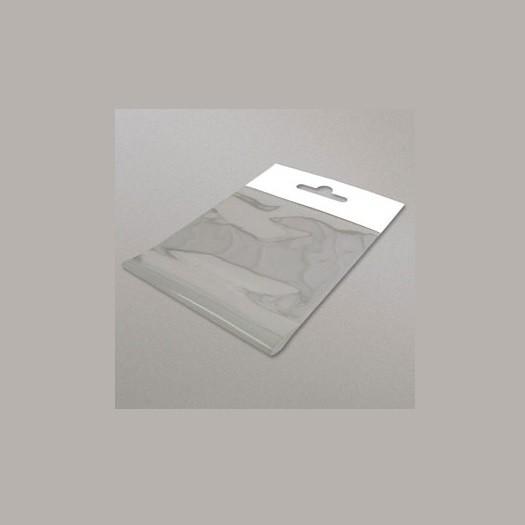 Σακουλάκια OPP πολυπροπυλενίου με κολλητική ταινία, 100 τεμ.