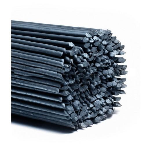Stub wire, συρματάκια για κατασκευές, metal, 1,6x400mm, 12 τεμ.