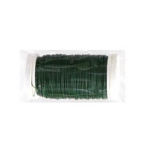 Συρμα σε καρούλι, Green, 0,35mm/35g