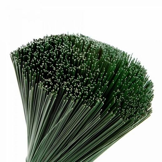 Συρματάκια για κατασκευές, Green, 0,90x400 mm, 20τμχ