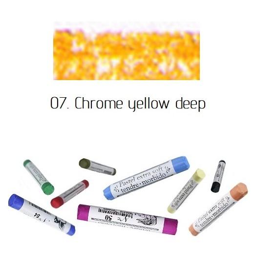 Soft pastel Extrafine Renesans - Chrome Yellow Deep