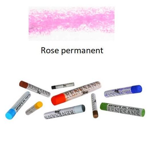 Λαδοπαστέλ oil pastel fine Renesans - Rose permanent