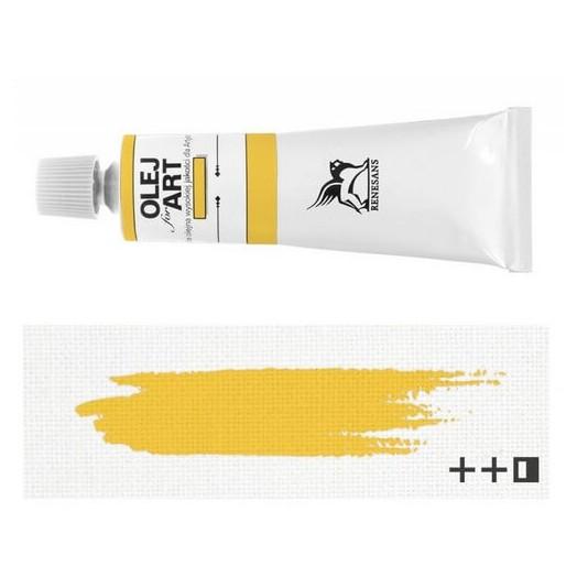 Λάδι ζωγραφικής Renesans 20ml - Cadmium Yellow Medium