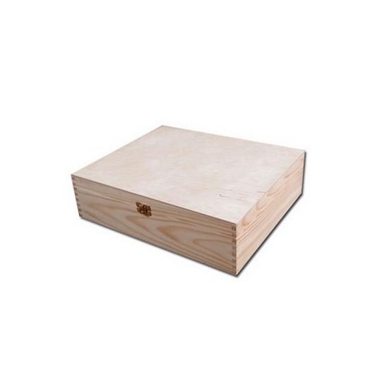 Κουτί για 3 μπουκάλια κρασί 355x300x105 mm