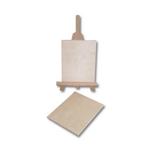 Ξύλινη ταμπέλα 150 x 115 x 3 mm