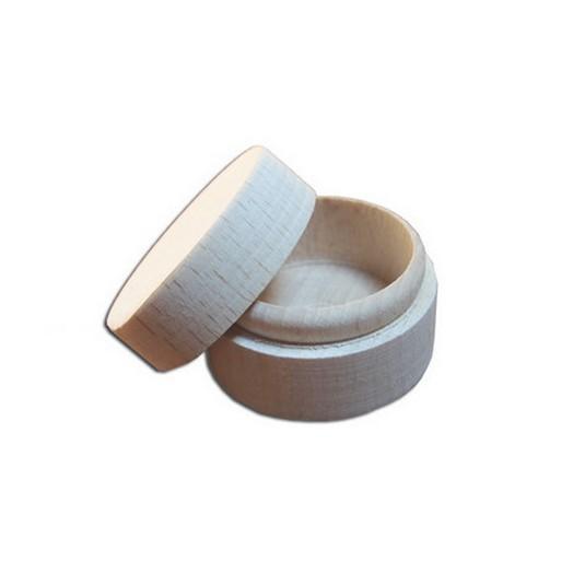 Κουτάκι για δαχτυλίδι 4x2,5 cm