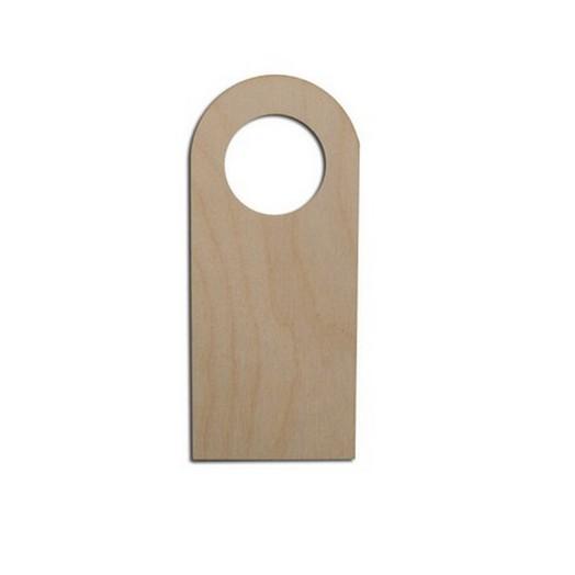 Ξύλινη κρεμάστρα πόρτας 250 x 90 x 3 mm