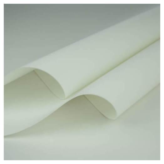 Foamiran 60x70cm - White