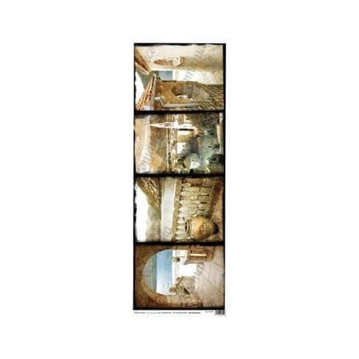 Ριζόχαρτο Decomania 25x70cm