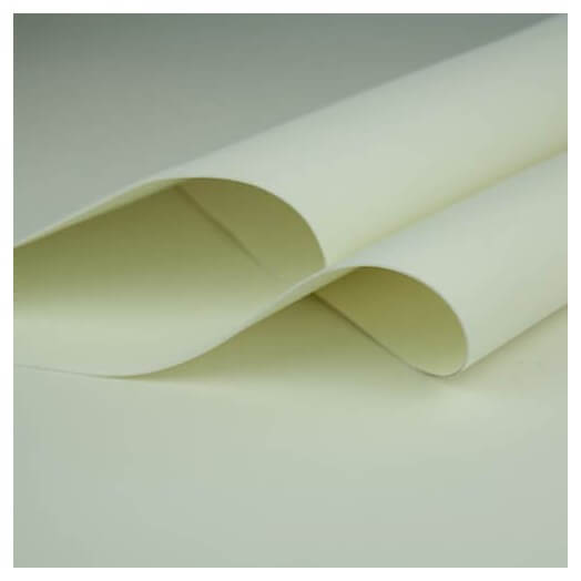 Foamiran 60x70cm - Ivory