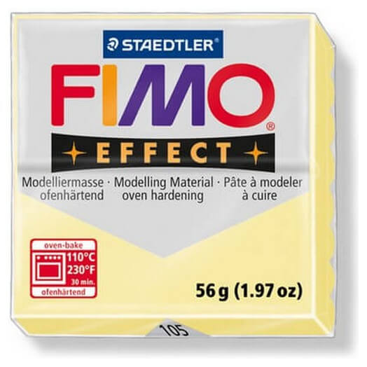 Fimo Effect Pastel Vanilla 56gr