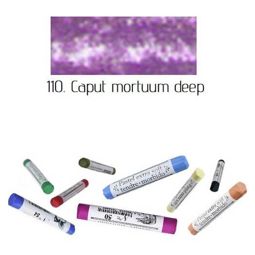 Soft pastel Extrafine Renesans - Caput mortuum deep