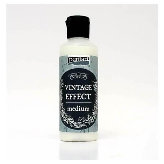 Vintage Effect medium 80ml, Pentart