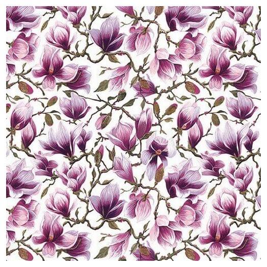 Χαρτοπετσέτα για Decoupage Magnolia, 1τεμ.