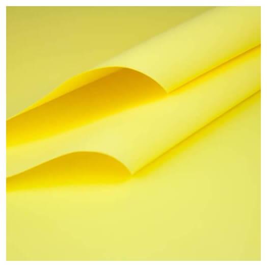 Foamiran 60x70cm - Yellow