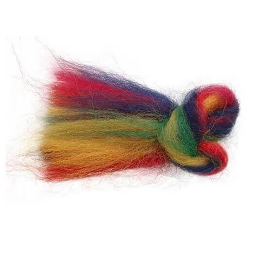 ΦΕΛΤ ΜΕΡΙΝΟ Multicolor - red-yellow-green-blue
