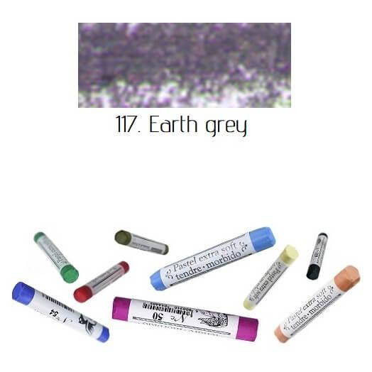 Soft Pastel Extrafine Renesans - Earth Grey