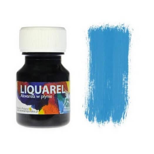 Χρωμα ακουαρέλας Liquarel 30 ml - Cyan