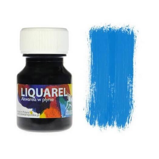 Χρωμα ακουαρέλας Liquarel 30 ml - Blue