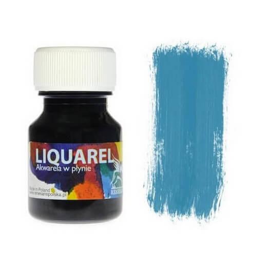 Χρωμα ακουαρέλας Liquarel 30 ml - Turquoise