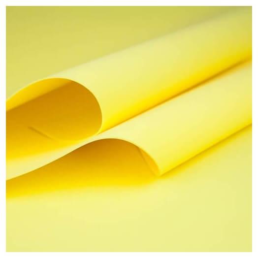 Foamiran 60x70cm - Dark Yellow