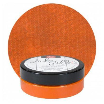 Inka-Silk 62,5 g - Pumpkin, Viva Decor
