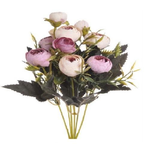Μπουκέτο νεραγκούλες 30cm, lilac