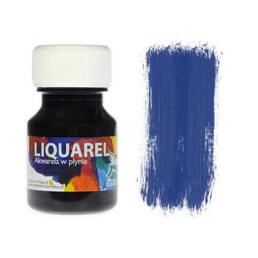 Χρωμα ακουαρέλας Liquarel 30 ml - Ultramarine