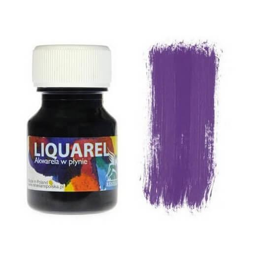Χρωμα ακουαρέλας Liquarel 30 ml - Violet