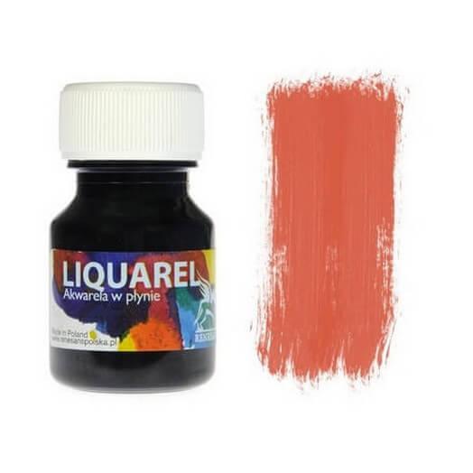 Χρωμα ακουαρέλας Liquarel 30 ml - Cinnabar