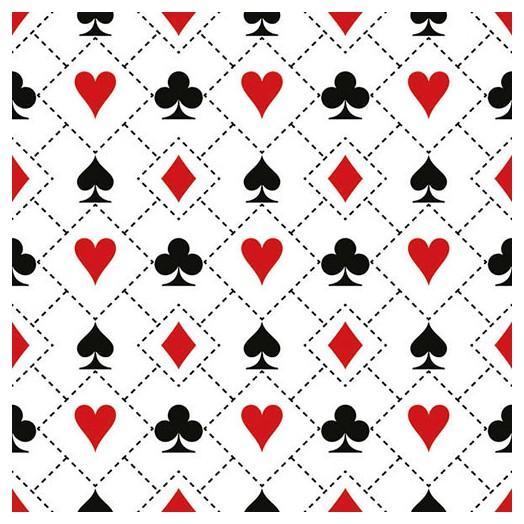 Χαρτοπετσέτα για Decoupage, Cards, 1 τεμ