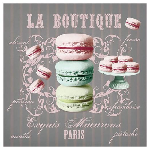 Χαρτοπετσέτα για Decoupage,  La Boutique, 1 τεμ