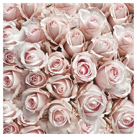 Χαρτοπετσέτα για Decoupage, Pastel Roses, 1 τεμ