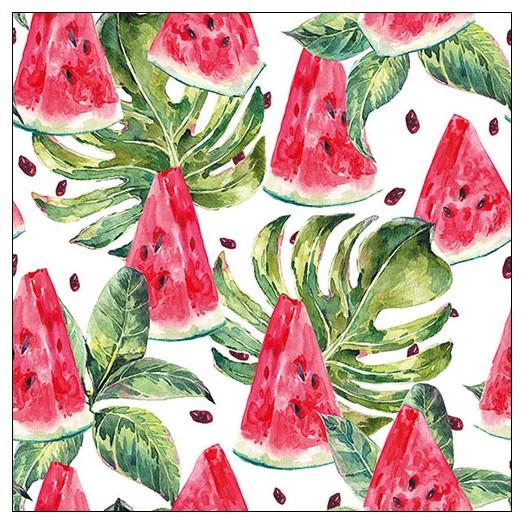 Χαρτοπετσέτα για decoupage, Melon, 1 τεμ.