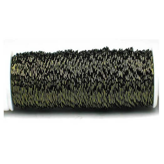 Zigzag wire, Olivegreen, 30 mm/35 m