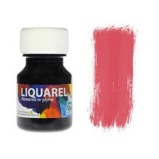 Χρωμα Ακουαρέλας Liquarel 30 Ml - Scarlet